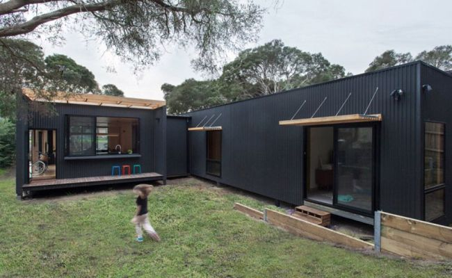 Shape Is Good A Small Modular Home In Victoria