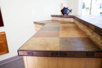 tile kitchen countertops ideas and pictures | Easy Kitchen ...