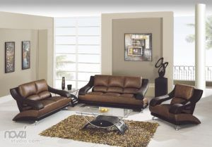 best wall colors for living room with dark brown furniture design curtains http