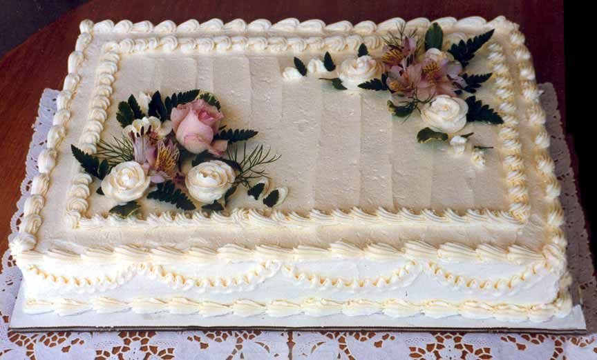 Sheet Cake Easy Decorating Ideas