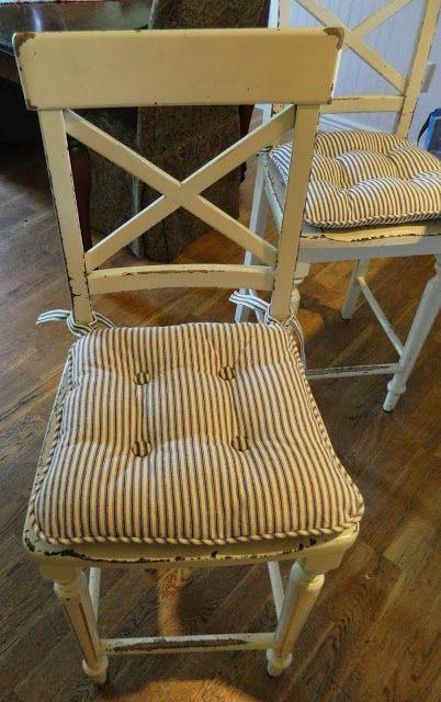 Best 25 Kitchen chair pads ideas on Pinterest  Chair