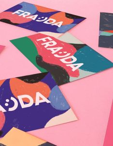Frajda designes and sells stationery their mission is to remind you that sending receiving letters can be  source of joy way express yourself also means fun rh fi pinterest