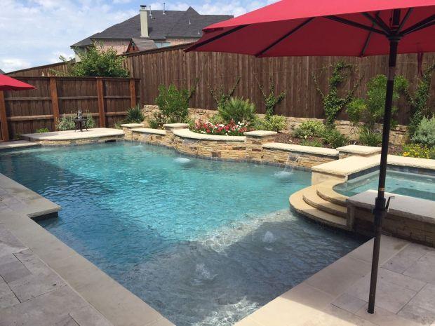 Back Yard Swimming Pool Designs