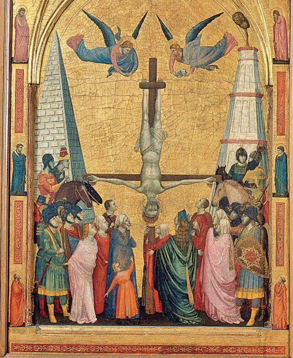Stefaneschi Triptych Giotto &