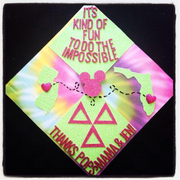 Disney Graduation Caps College