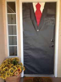 Decorate your front door for your missionary's homecoming ...