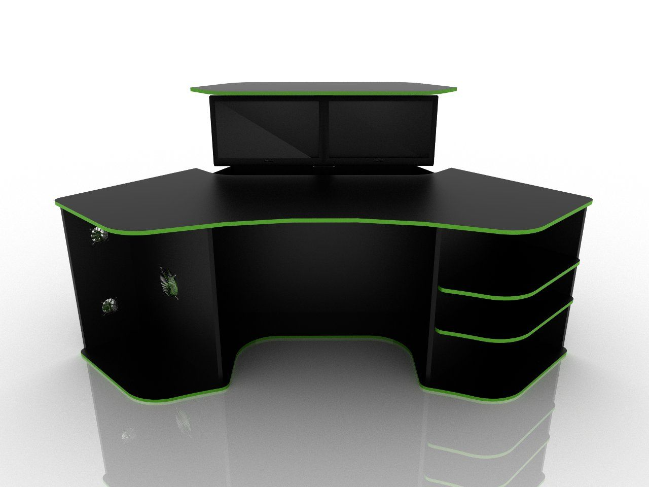 The 1st R2s Gaming Desk prototype is in production In the