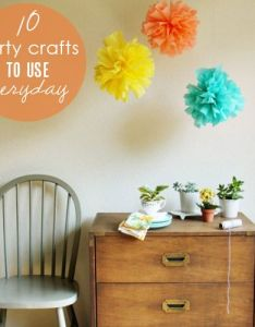 unique ideas for adding party decorations into your everyday home decor from babble also rh pinterest