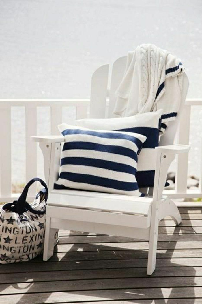 Decoration Marine Maison Trendy Oceanfront Room With