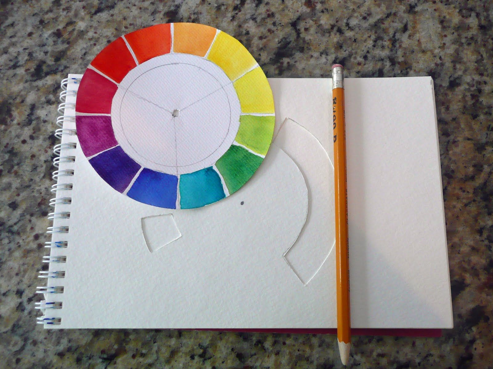 That Artist Woman How To Make A Color Wheel For Your