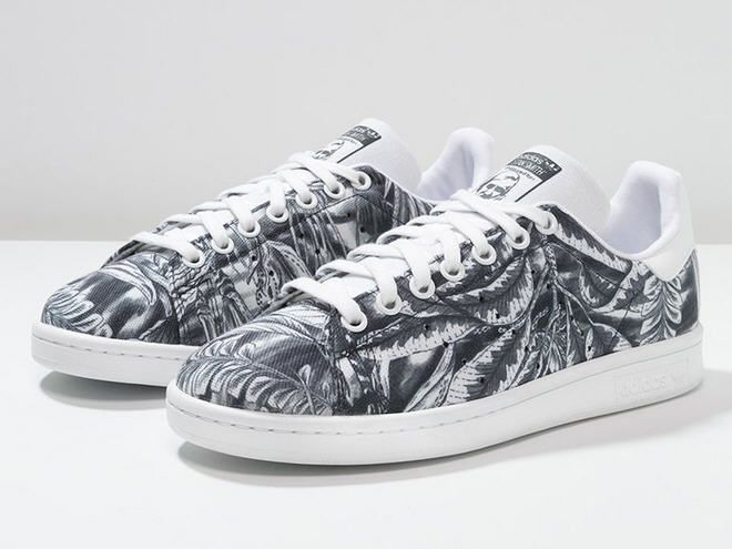 adidas originals stan smith baskets basses legend ink white prix promo baskets femme zalando