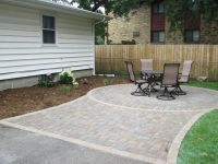 Anchor Kingston circular #paver #patio completed by ...