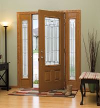 entryway doors with sidelights | entry doors with ...