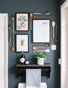 ways to decorate walls without picture frames also rh pinterest