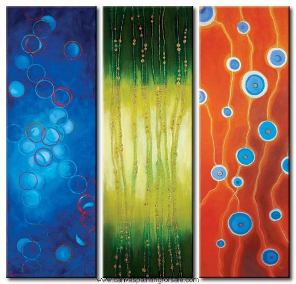 Interesting-easy-abstract-acrylic-paintings-beginners