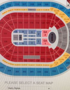 Tickets harry styles  kacey musgraves sec row aisle also rh pinterest
