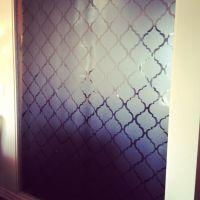 diy window decals, window stencils, frosted windows | DIY ...