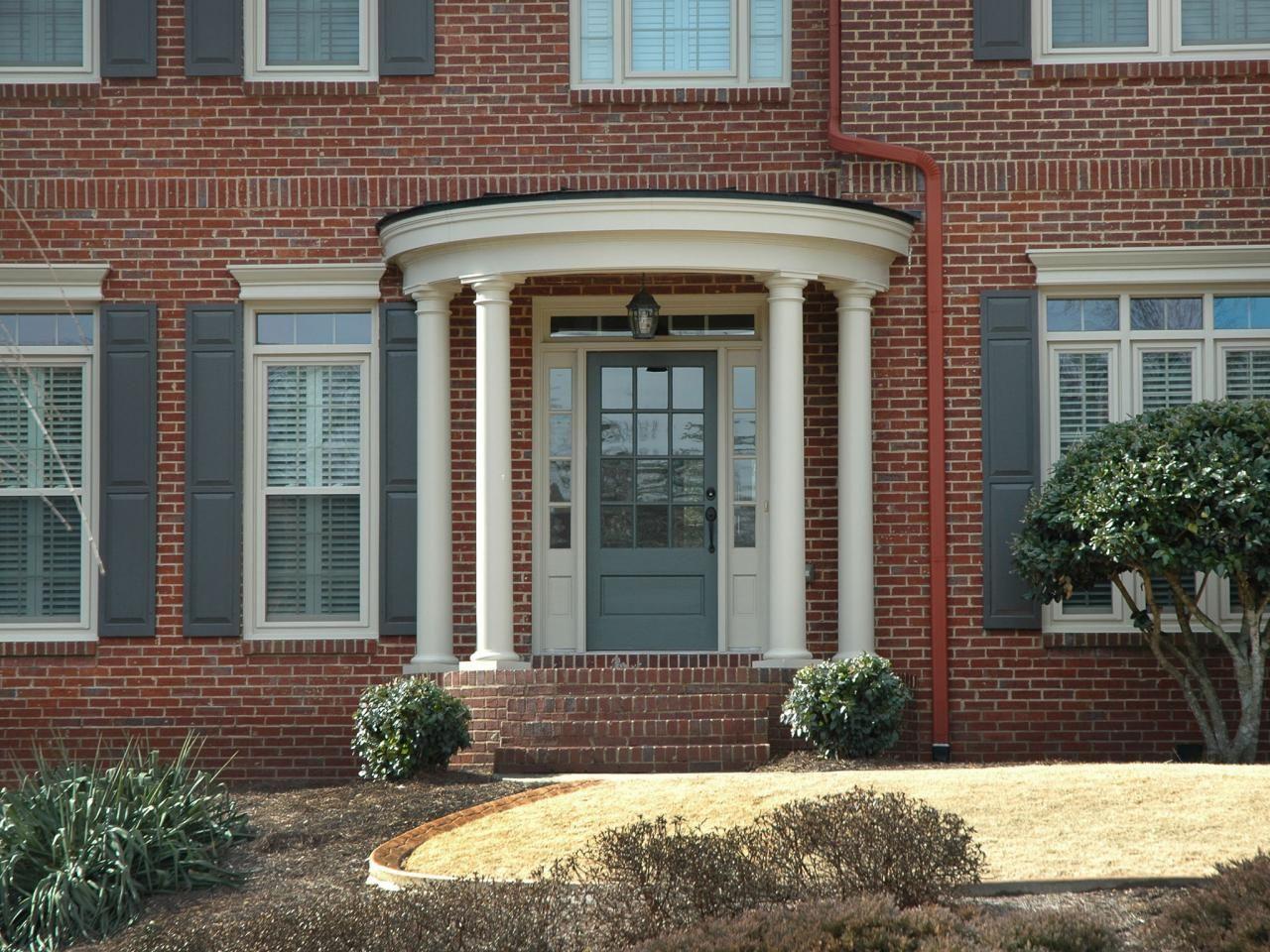 13 Favorite Front Door Colors Hardscape Design Landscaping