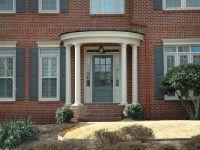 13 Favorite Front Door Colors | Hardscape design ...