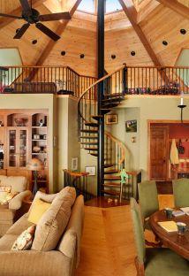 Ondine Amazing Octagonal House Dream Home