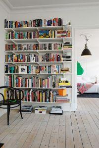 thebitchofbooklr: amandaonwriting: Bookshelves  # ...