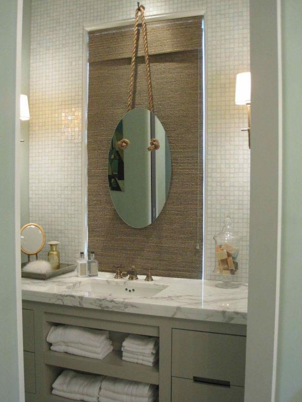 Beach Bathroom Wall Decor Ideas
