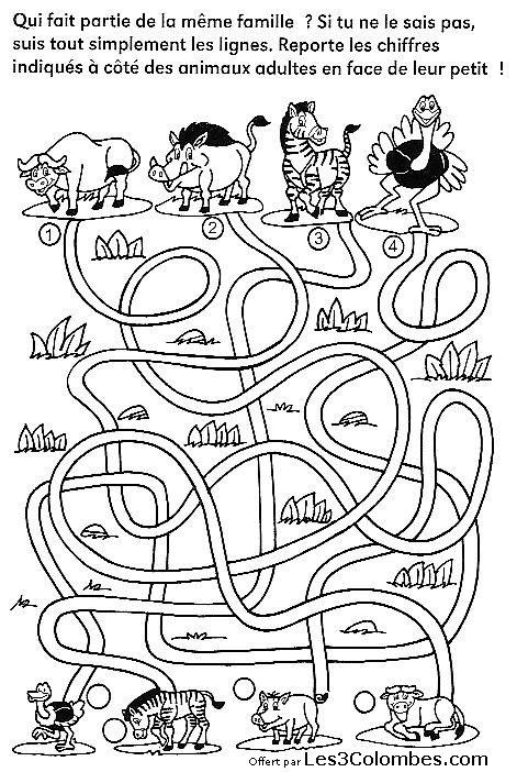 beautiful labyrinthe imprimer coloriage en ligne gratuit pour enfant with jeu de coloriage gratuit. Black Bedroom Furniture Sets. Home Design Ideas