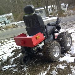 Power Chair With Tracks Perfect Sleep 4x4 Wheelchair Off Road Pinterest