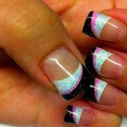 airbrush nails ideas