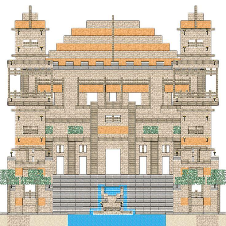 Best Minecraft House Schematics