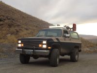 New roof rack and LED light bar installed | Classic ...