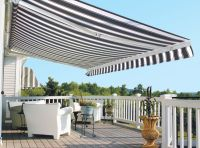 Control sun and shade with a retractable awning for your ...