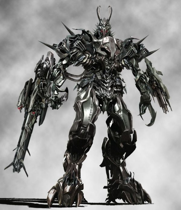 Transformers Concept Art - Bing Giant Mechs Mortal Kombat