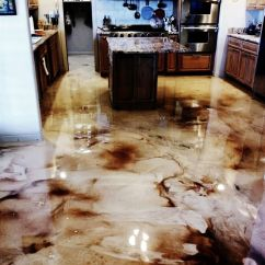 Epoxy Resin Kitchen Countertops Cabinet Colors Paint Flooring Info - Diy Countertop, Bar Top, And ...