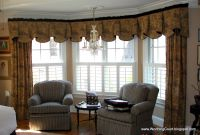 Bay Window Treatment Ideas