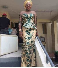 Latest Ghana kaba and Slit Styles for any Occasion