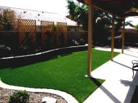 Small Backyard Ideas No Grass Cheap Landscaping With ...
