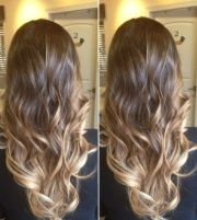 trendy ombre hair styles