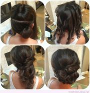 awesome side updo tutorial