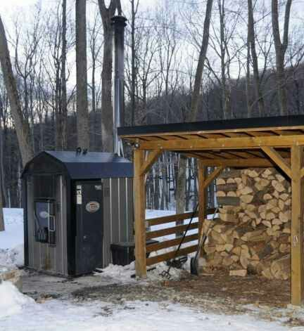 Outdoor furnaces are hot button issue