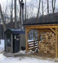 Outdoor furnaces are hot button issue | Wood furnace ...