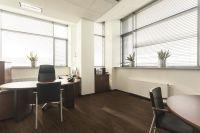 "COREtec Plus 5"" plank - Black Walnut - modern office ..."