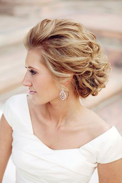 Wedding Hairstyles For Long Hair And Short Hair Wedding