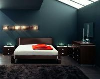 Mens Bedroom Decorating Ideas   ... minimalist-platform ...