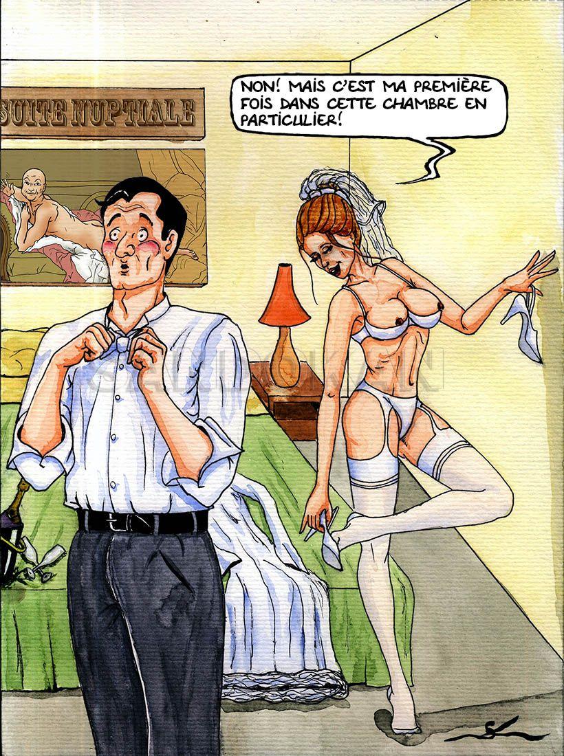 Suite nuptiale  dessins dhumeur et dhumour sexy  Pinterest  Suite nuptiale Humeur et Humour