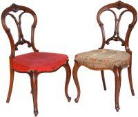 Victorian Antique Chairs   Antique Furniture
