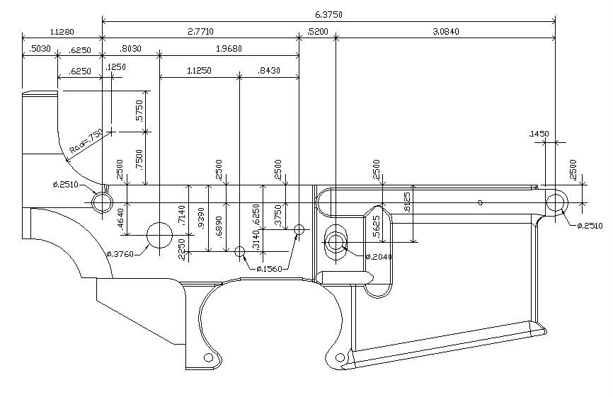 m16 exploded diagram motor starters wiring diagrams lower m4 schematic www toyskids co m 16 receiver blueprint have never actually seen a trigger group