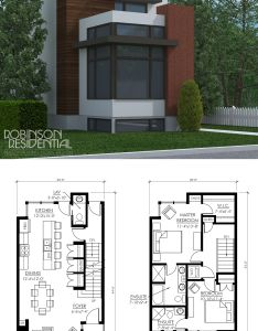 The contemporary mcintyre is  storey family home suited for narrow lot also rh pinterest
