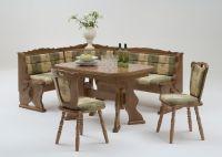 diy corner bench | Mara Oak Dining Set Corner Bench ...