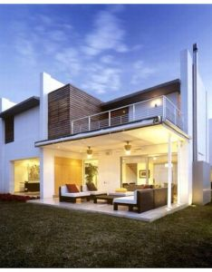 Located in guadalajara mexico this house was designed by agraz arquitectos for  couple with two daughters the owner has plan to renovating their also dream big favorite places  spaces pinterest and rh